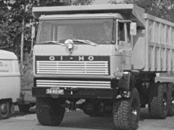 Ginaf GI-HO NL GI-HO (1976-1983)