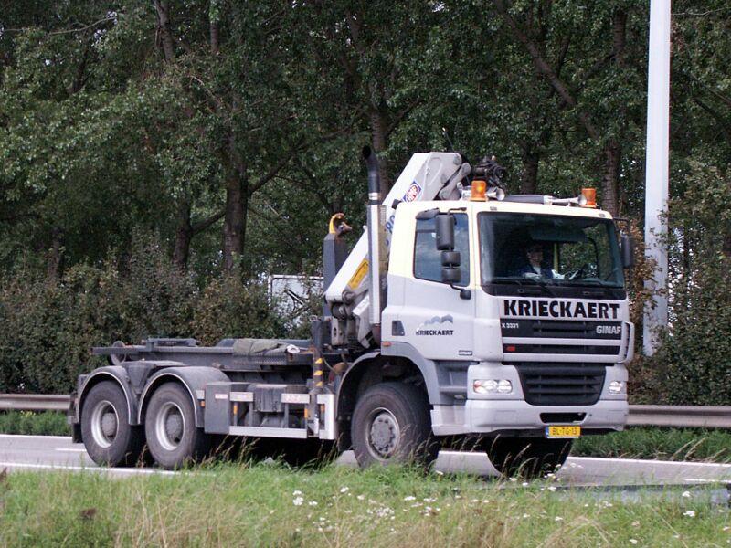 GINAF X3331 Krieckaert
