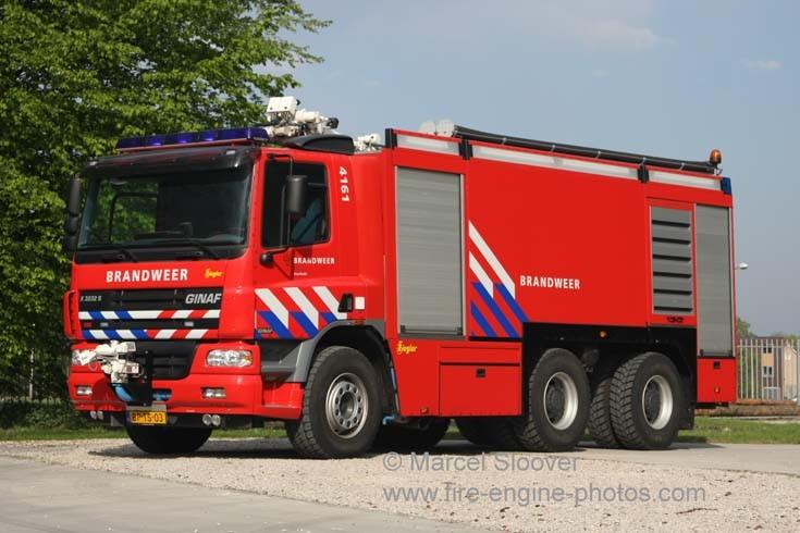 Ginaf Ziegler Foam tender Twente