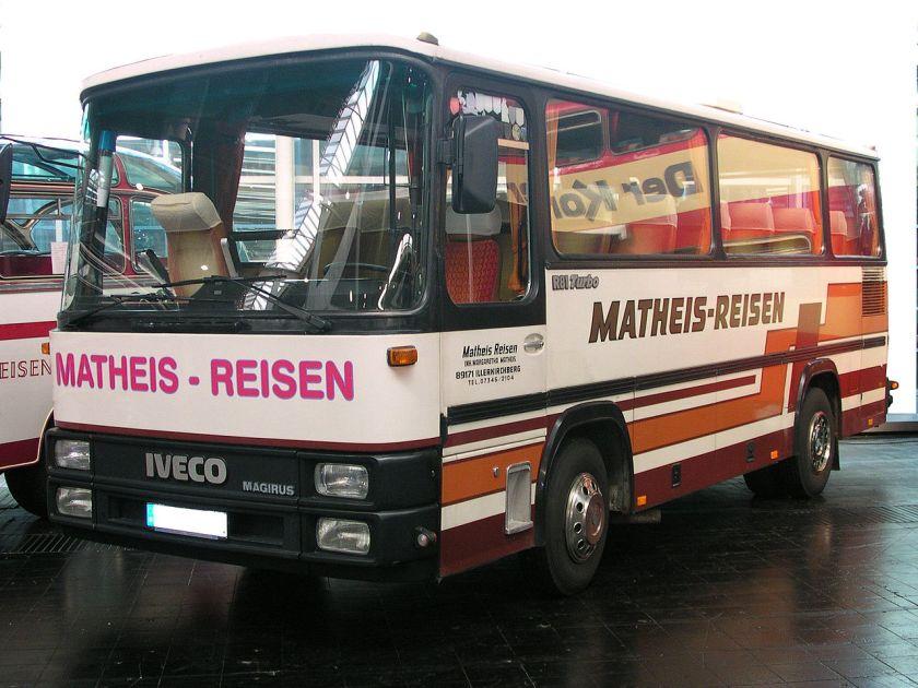 IVECO Magirus R81 Turbo