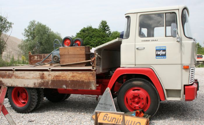 Magirus Deutz 110D7 Kipper