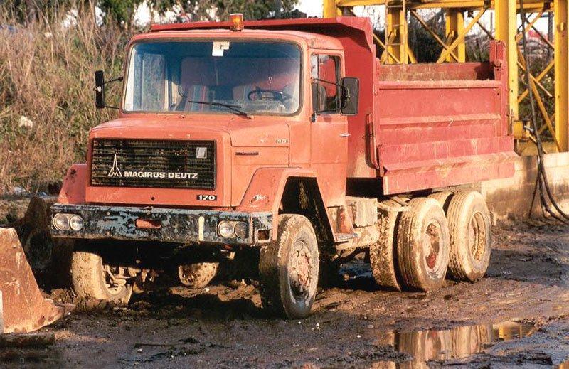 magirus deutz 170