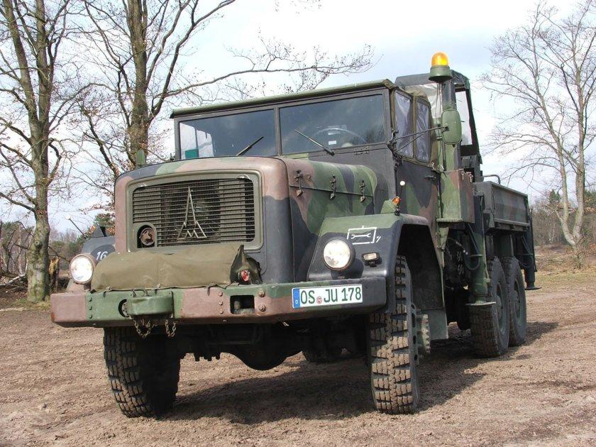 MAGIRUS DEUTZ 178 D15A JUPITER Militair