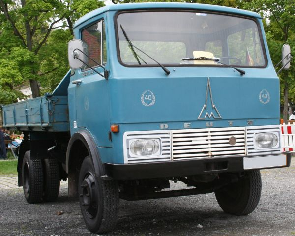 Magirus-Deutz 75D6 Kipper