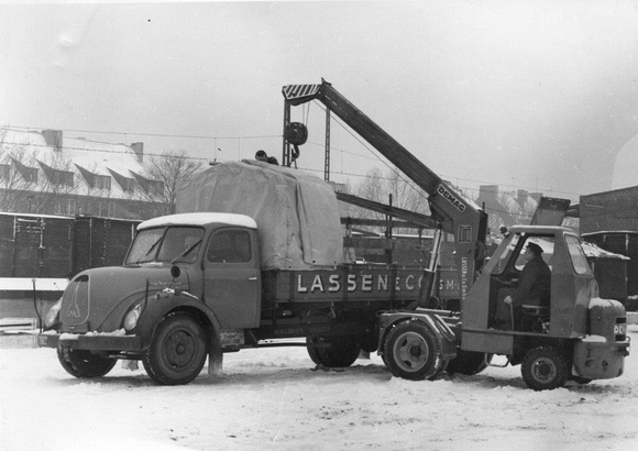 Magirus Deutz at work in Germany