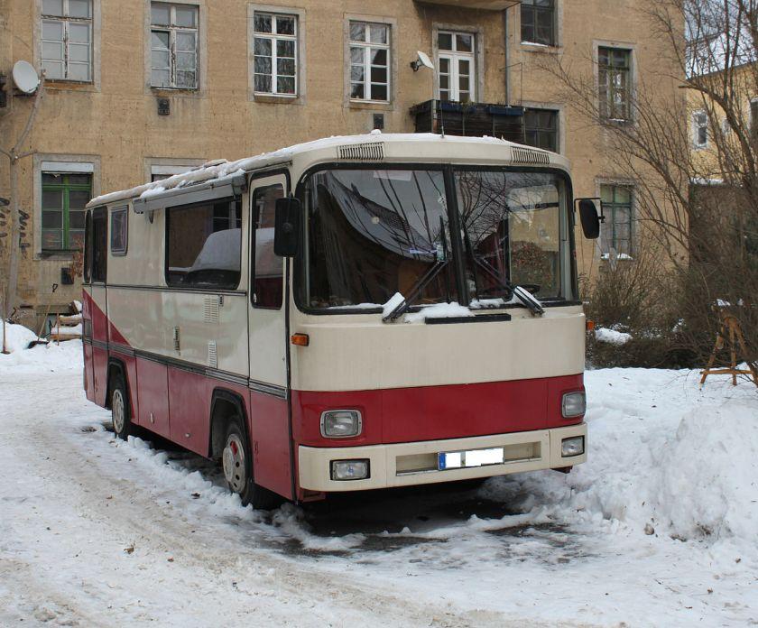 Magirus Deutz Clubbus R80 Wohnmobilumbau