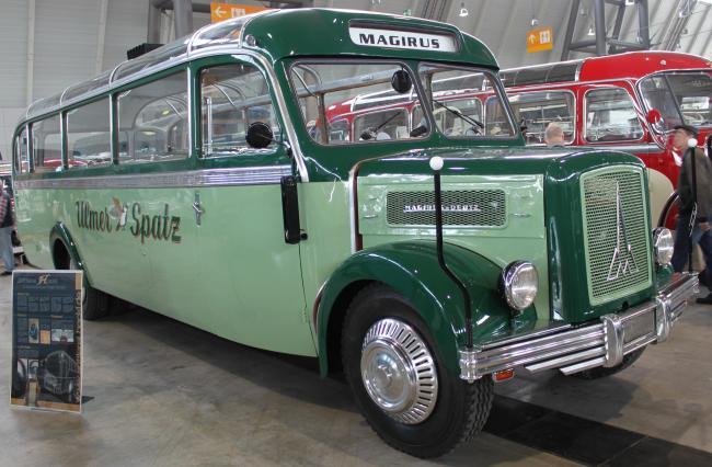 Magirus Deutz O3500 Eckhauber-Omnibus