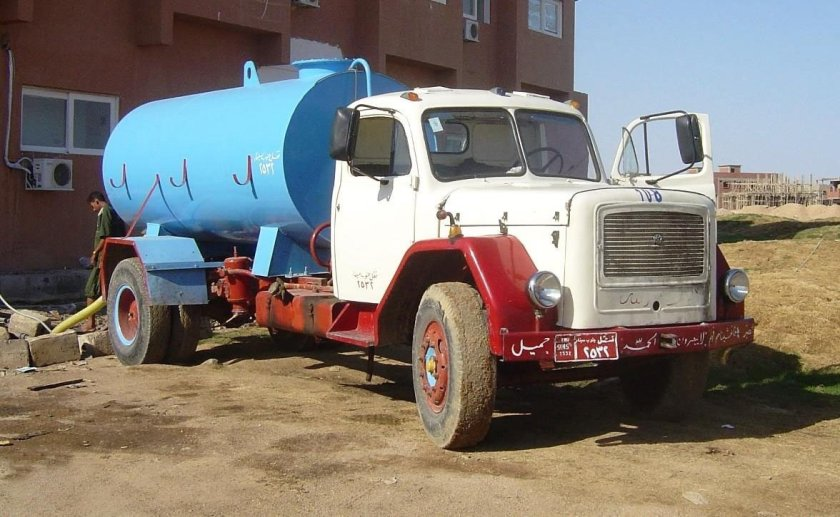 MAGIRUS DEUTZ SATURN