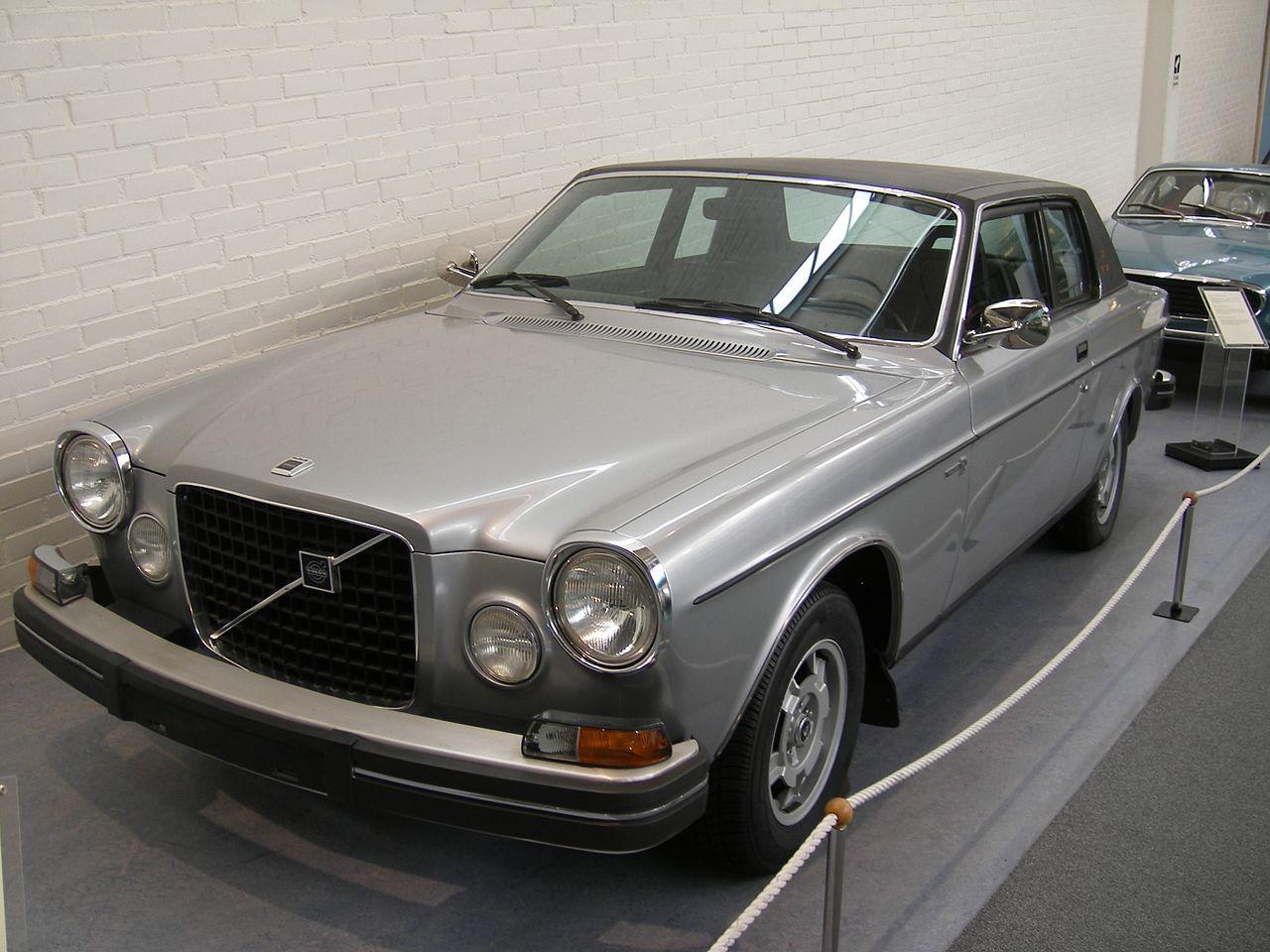 Volvo 162 Coupé 1st prototype