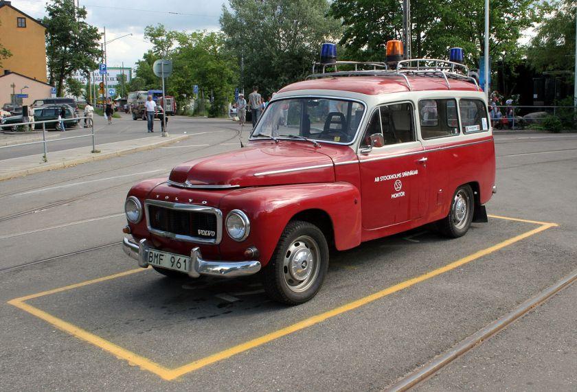 Volvo 211 Duett