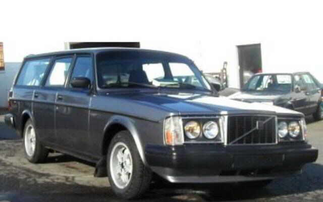 Volvo 245 2
