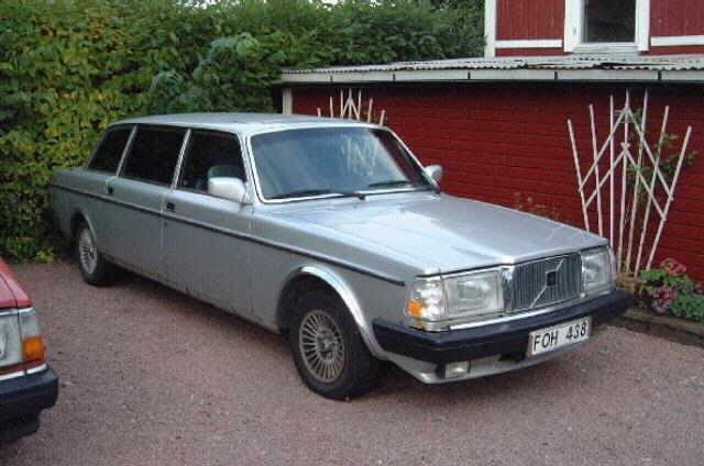Volvo 264 2