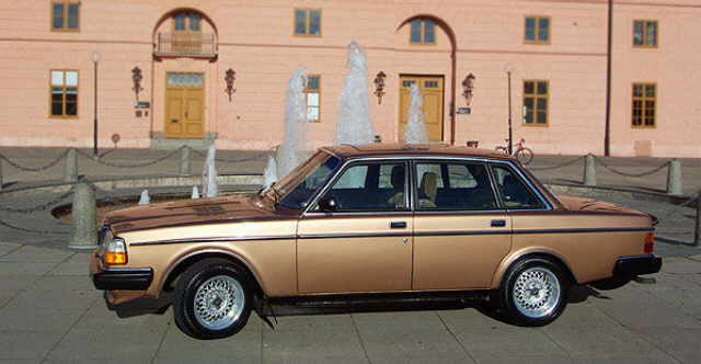 Volvo 264 3