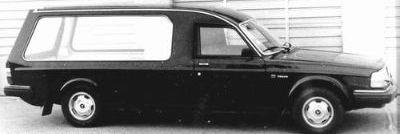 Volvo 264 Kurt Christensen