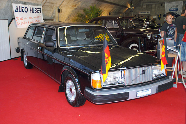 volvo 264-limousine