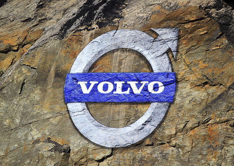 Volvo Logo a