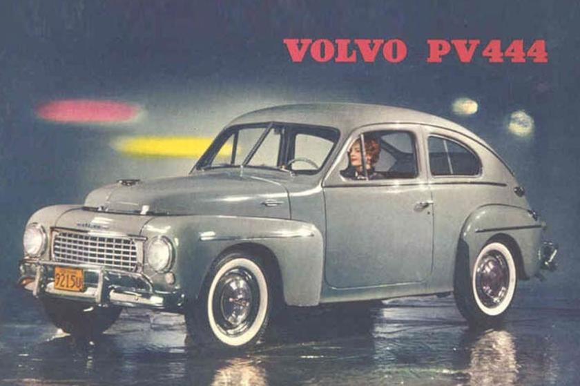 VOLVO PV 444 pro memory