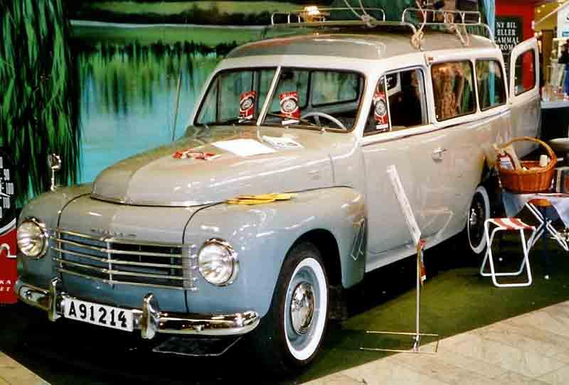 Volvo PV 445 Duett Station Wagon