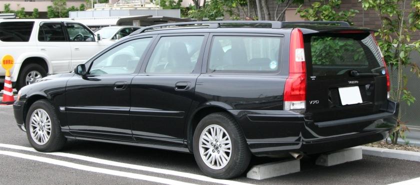 Volvo V70 II