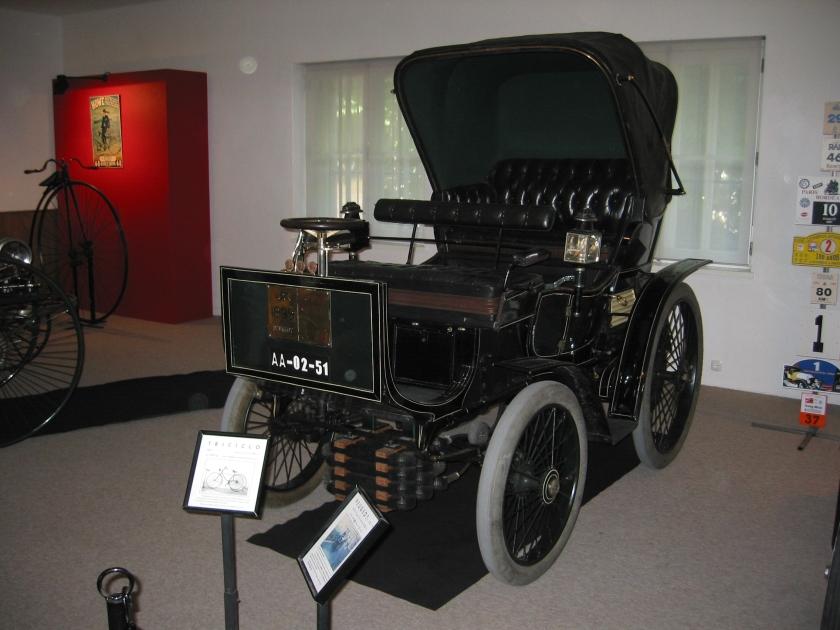 1899 Peugeot Typ 19