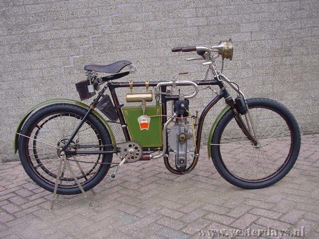 1903 Slavia BZ 400 cc
