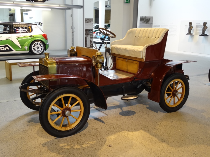 1905 Laurin & Klement A