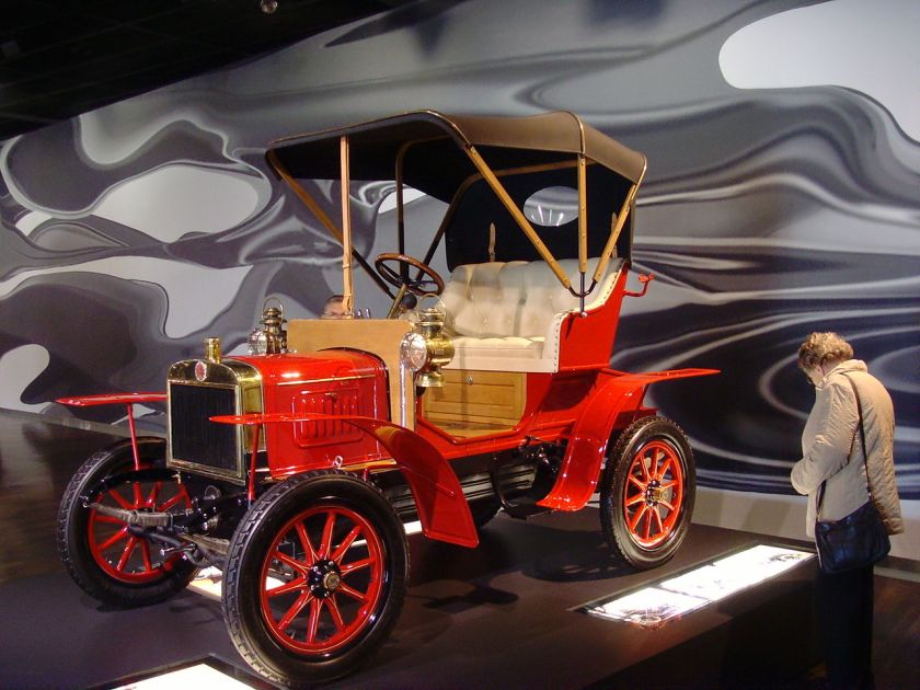 1905 Laurin & Klement Typ A in Wolfsburg