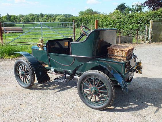 1905 Rover 6 hp a