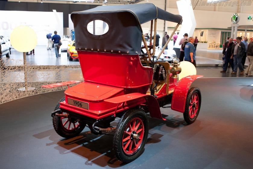 1906 Laurin & Klement Voiturette A a