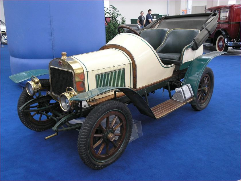 1907-09 Laurin & Klement BS