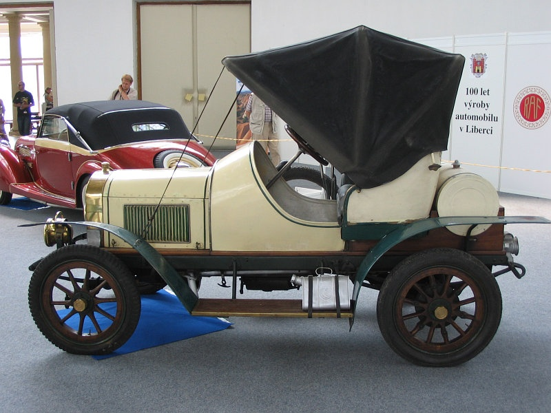 1908 Laurin & Klement BS a