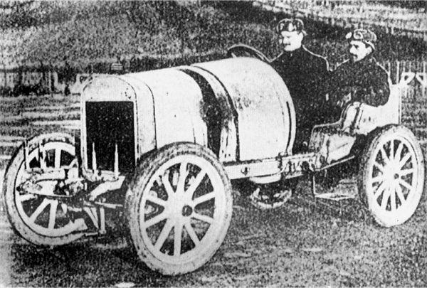 1908 Laurin & Klement FCS, Rakousko-Uhersko (Čechy) 1908