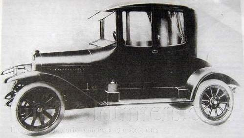 1908 Laurin & Klement typ BS 1399ccm