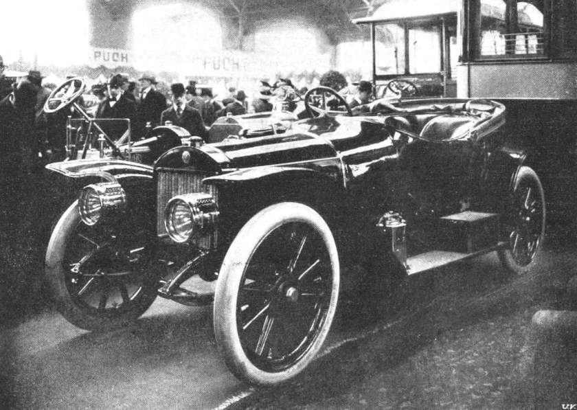 1911 Laurin & Klement Typ Sa