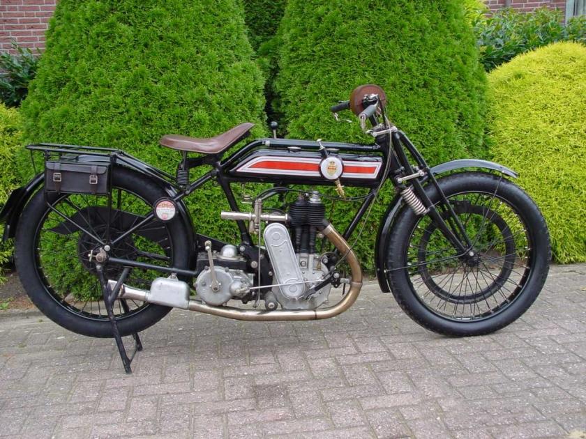 1920 Rover 500cc
