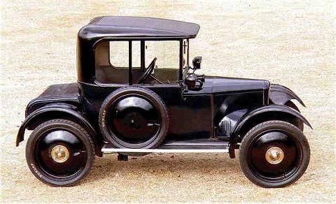 1920 Rover 8HP