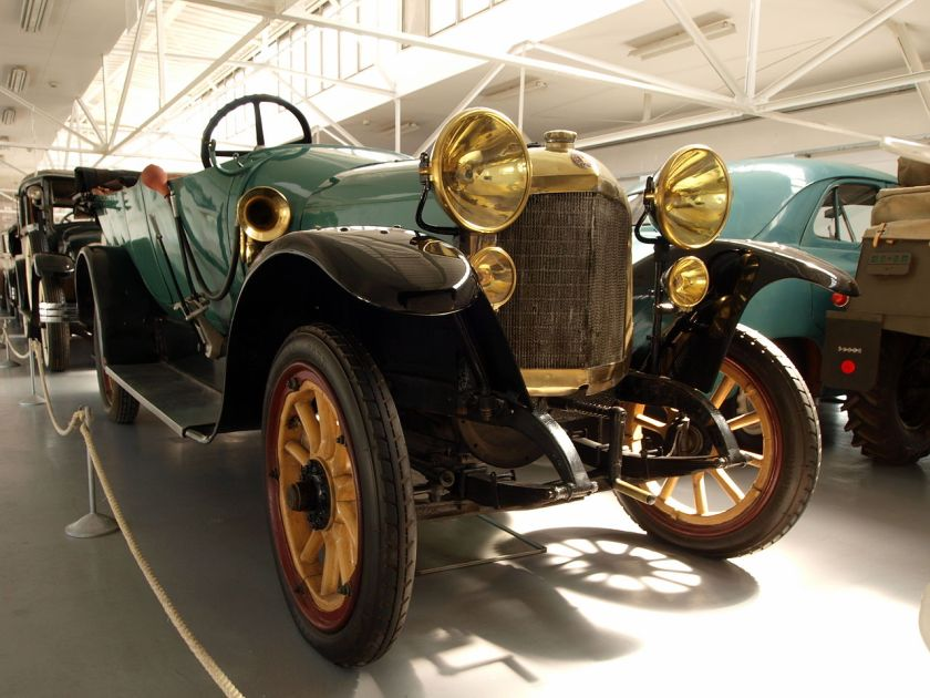 1921 Laurin & Klement 200