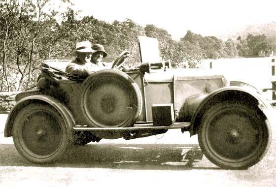 1921 Rover 8hp