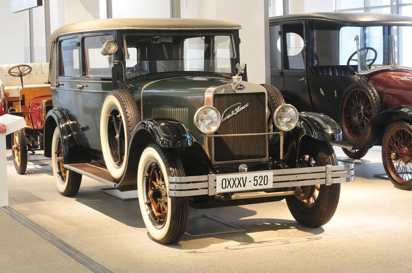1925 Laurin & Klement Škoda 110