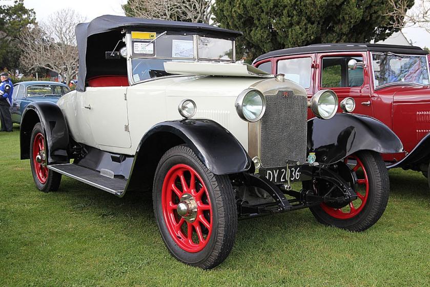 1925 Rover 14-45
