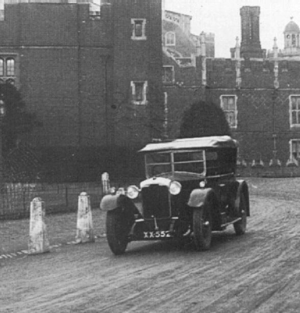 1925 Rover 14-45hp