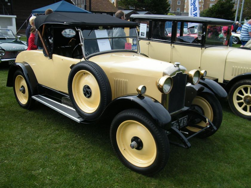 1926 Rover 9-20 2-seater Tourer