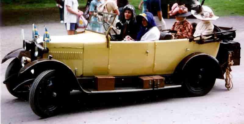 1926 Rover Tourer 1926