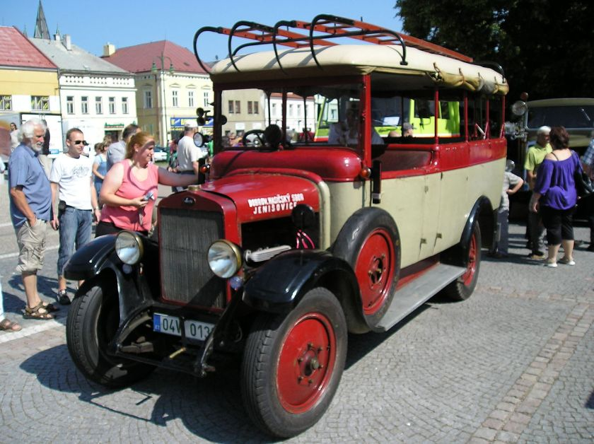 1927 Laurin & Klement – Škoda 125