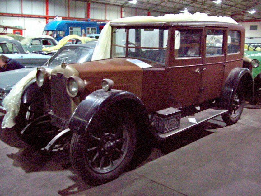 1927 Rover 16-50