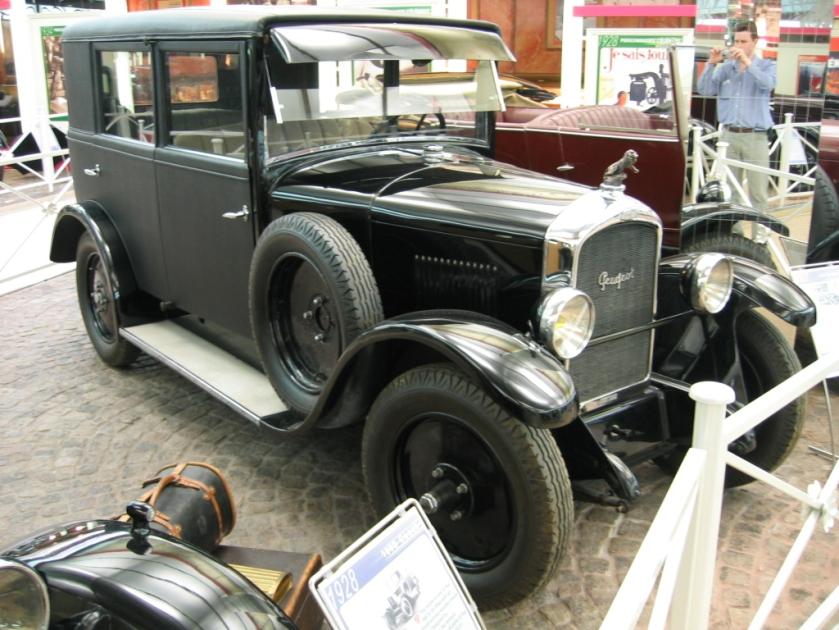 1928 Peugeot Type 177 03 (1924-29)