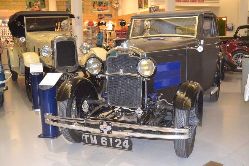 1929 Rover Lightsix-1