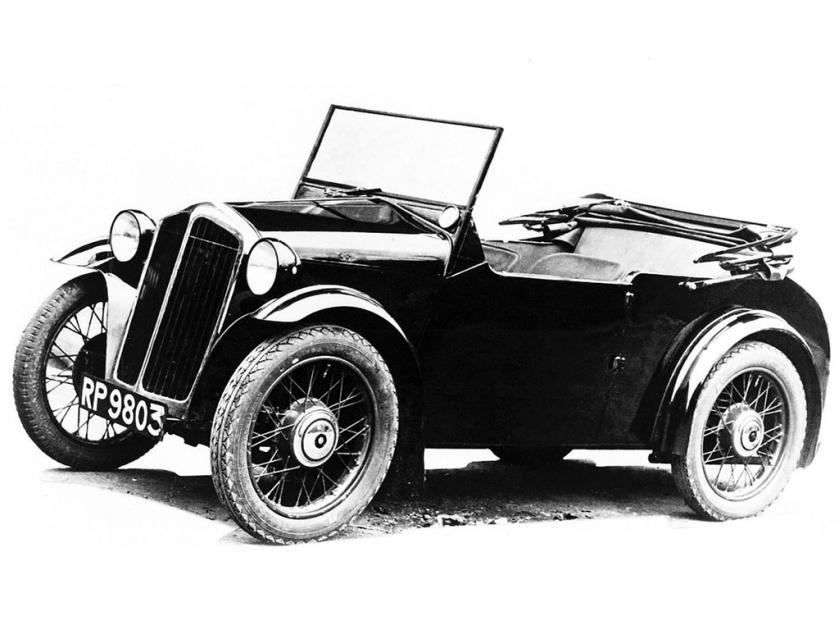 1931-32 rover scarab 1