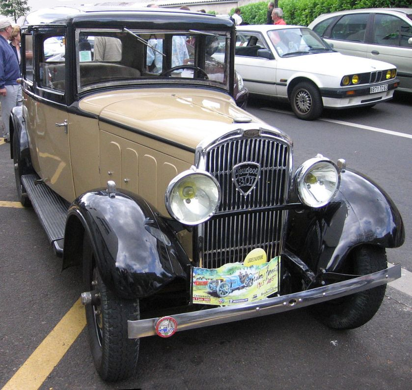 1931 Peugeot 301 other view