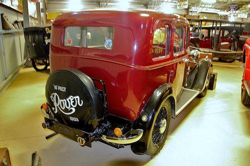 1933 Rover 14 Pilot